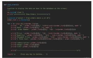 ali radwani python project learning sql codeing