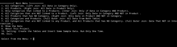 ahradwani.com python code SQL join functions commands