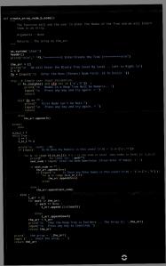 ali radwani ahradwani.com python code algorithm heap sorting project