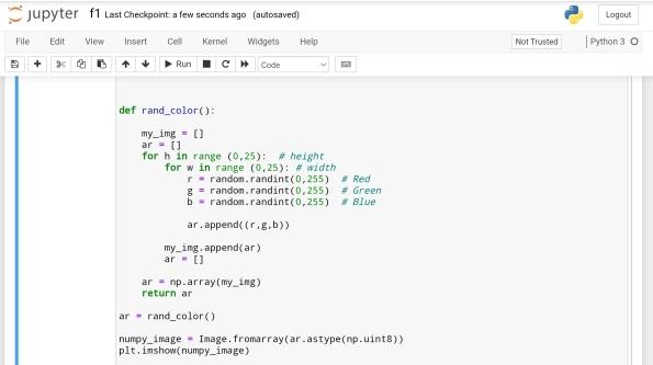 ali radwani python code project jupyter