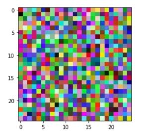ali radwani python project color pixel random