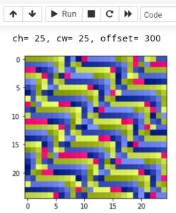python code project color pixcel ali radwani