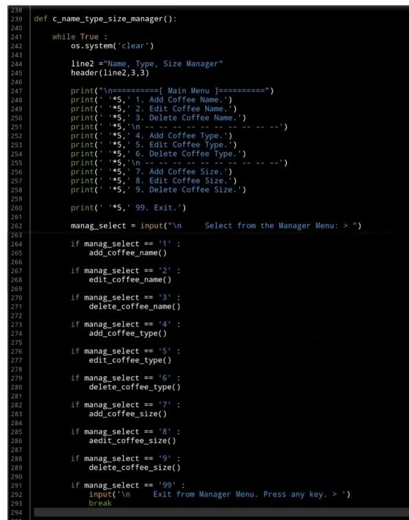 python project sql code coffee consumption ali radwani